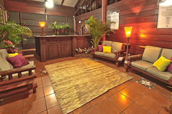 Aninga Lodge - Tortuguero - Recepción