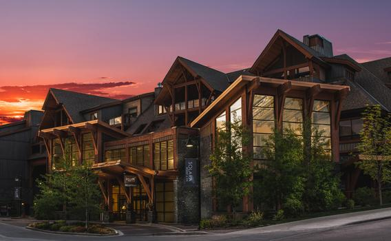 Solara Resort and Spa C$ 153 (C̶$̶ ̶3̶9̶1̶)  Canmore Hotel