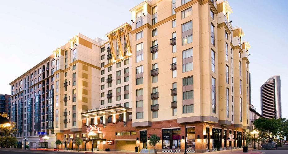 Residence Inn By Marriott San Diego Downtown Gaslamp Quarter 102