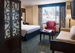Residence Inn by Marriott San Diego Downtown/Gaslamp Quarter - San Diego - Bedroom