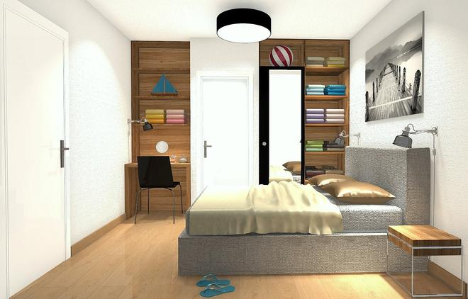 Croatia Camp Miller Homes Vodice - Vodice - Bedroom