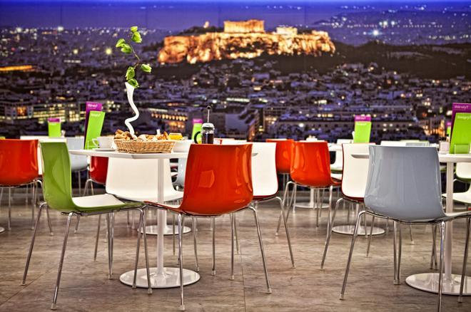 Novus City Hotel - Athens - Restaurant