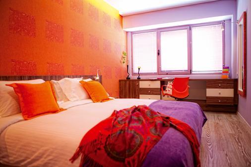 Hotel Novus - Αθήνα - Κρεβατοκάμαρα
