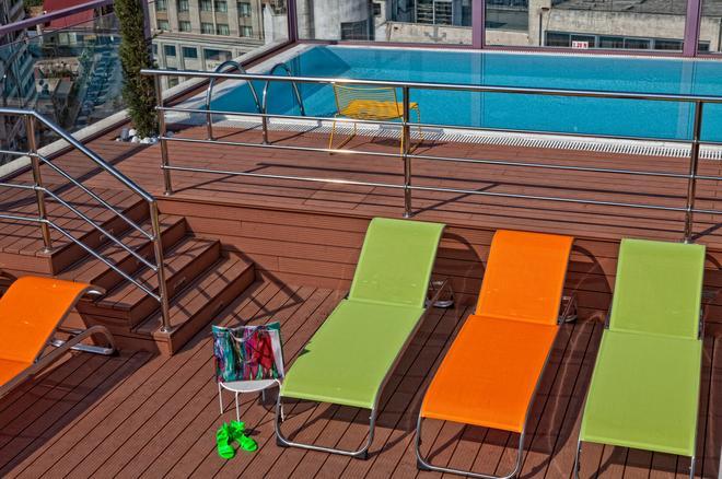 Novus City Hotel - Athens - Pool