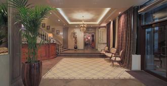Arbat House Hotel - Moscú - Recepción