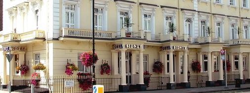 Sidney Hotel London-Victoria - London - Toà nhà