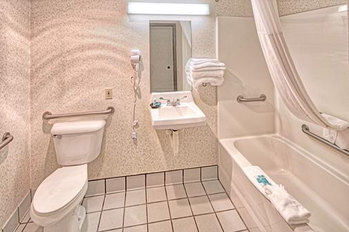 彩虹賭場酒店 - 維克斯堡 - Vicksburg - 浴室