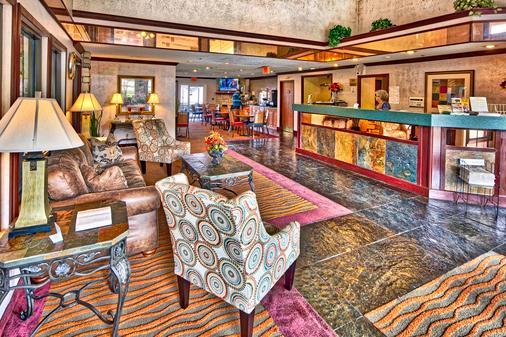 彩虹賭場酒店 - 維克斯堡 - Vicksburg - 櫃檯