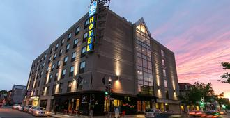 Best Western PLUS City Centre/Centre-Ville - Québec City - Building