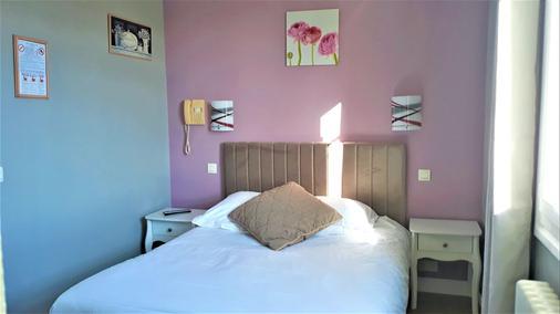 Hôtel Le Reynita - Trouville-sur-Mer - Bedroom