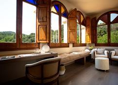 Mas Salagros Ecoresort & Aire Ancient Baths - Barcelone - Salon
