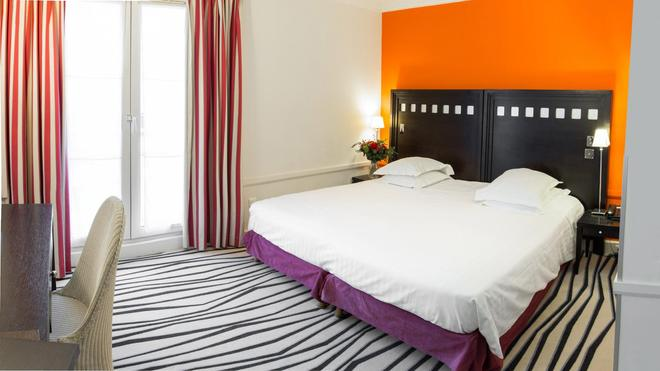 Grand Tonic Hotel Biarritz - Biarritz - Bedroom