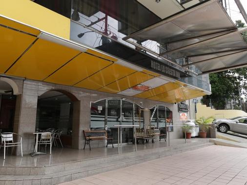 La Cresta Inn - Panamá - Rakennus
