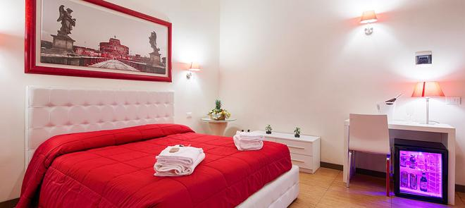 Colorseum Residenza - Rooma - Makuuhuone
