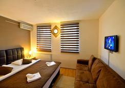 Samm Seher Hotel - Sarajevo - Phòng ngủ