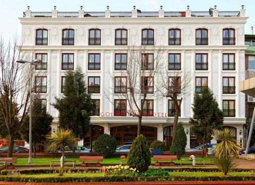 金角灣清真寺酒店 - 伊斯坦堡 - 伊斯坦堡 - 建築