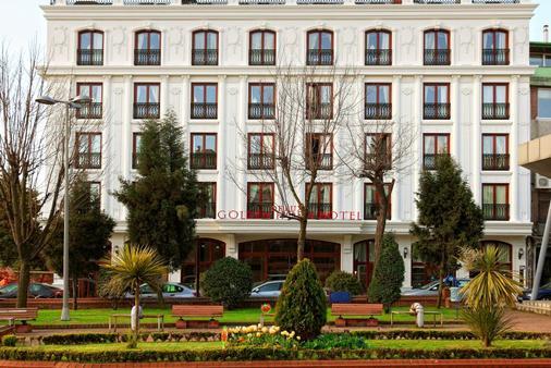 Deluxe Golden Horn Sultanahmet Hotel - İstanbul - Bina