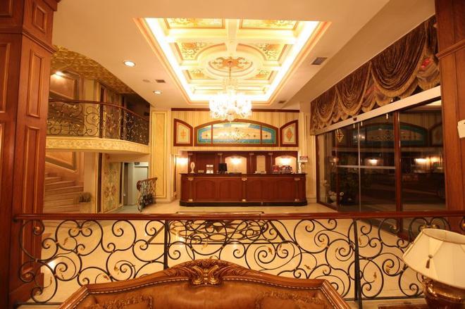 Deluxe Golden Horn Sultanahmet Hotel - Istanbul - Lễ tân