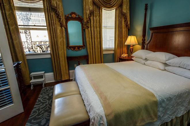 馬歇爾酒店 - 沙凡那 - 薩凡納 - 臥室