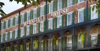 The Marshall House, Historic Inns of Savannah Collection - Savannah - Rakennus
