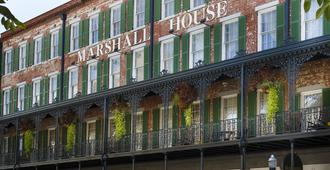 The Marshall House,Historic Inns of Savannah Collection - Savannah - Edificio