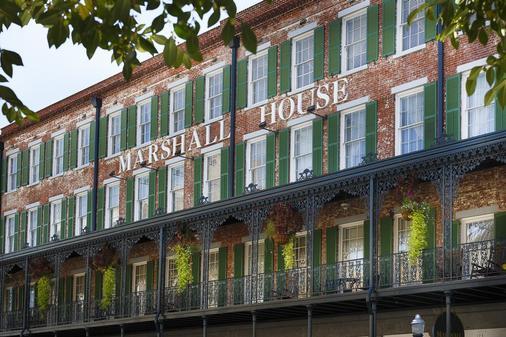 The Marshall House, Historic Inns of Savannah Collection - Savannah - Building