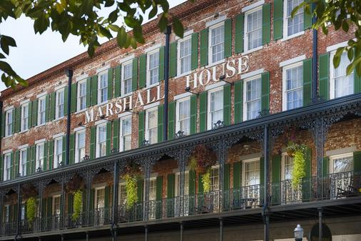The Marshall House,historic Inns Of Savannah Collection - Savannah - Building