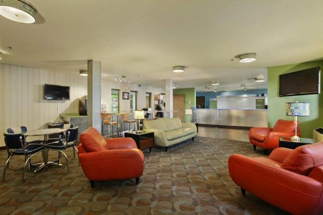 Ellis Island Hotel - Λας Βέγκας - Σαλόνι ξενοδοχείου