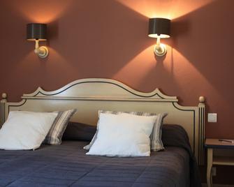 Mas de la Sénancole - Gordes - Bedroom