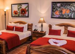 Hotel Villas Lirio - Manuel Antonio - Quarto