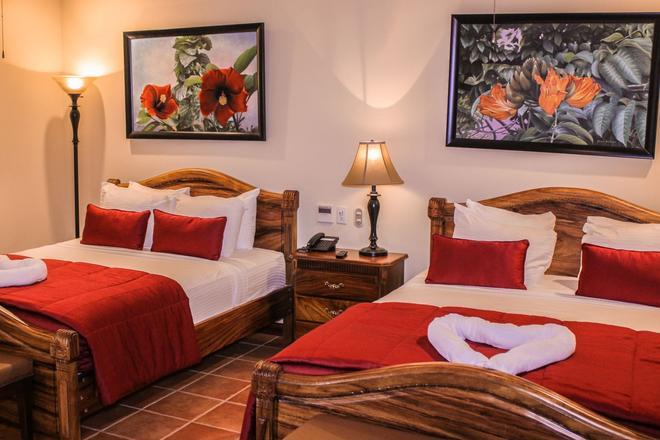 Hotel Villas Lirio - Manuel Antonio - Makuuhuone
