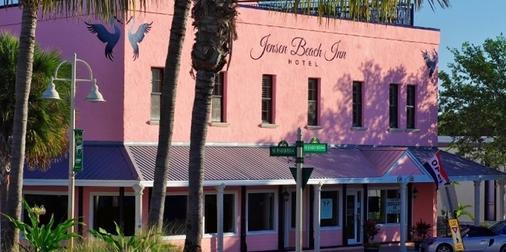 Jensen Beach Inn - Jensen Beach - Building