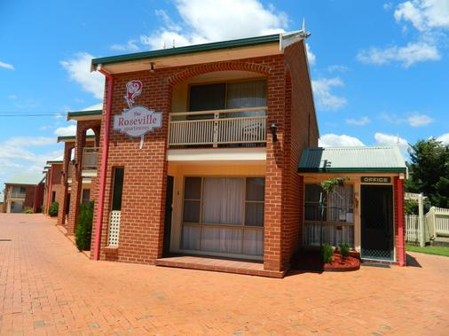 The Roseville Apartments - Tamworth - Building