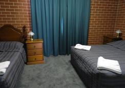 The Roseville Apartments - Tamworth - Bedroom