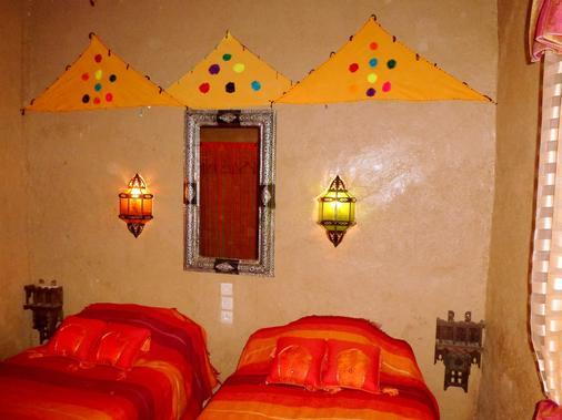 La Vallée des Dunes - Merzouga - Bedroom