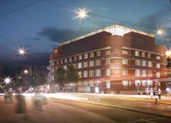 W Amsterdam - Amsterdam - Bâtiment