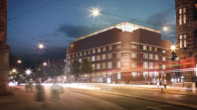 W Amsterdam - Amsterdam - Toà nhà