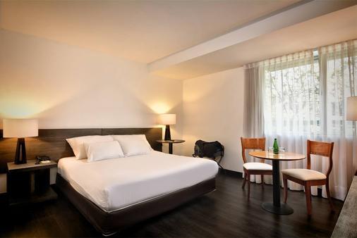 普羅維登斯歐羅特爾酒店 - 聖地牙哥 - 聖地亞哥 - 臥室