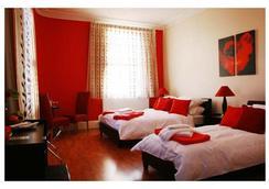 Hotel Makedonia - Lontoo - Makuuhuone