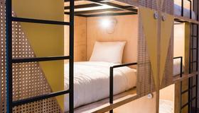Adra Hostel - Antigua - Phòng ngủ