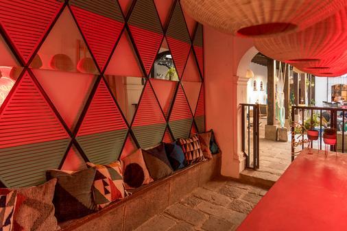 Adra Hostel - Antigua - Lễ tân