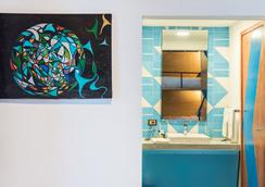 Adra Hostel - Antigua - Phòng tắm