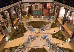 Adra Hostel - Antigua - Mái nhà
