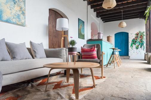Adra Hostel - Antigua - Phòng khách