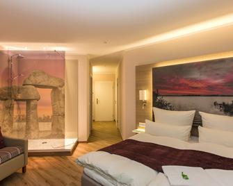 Flair Hotel Weiss - Angermünde - Schlafzimmer