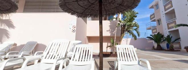Apartamentos Panoramic - Ίμπιζα - Βεράντα