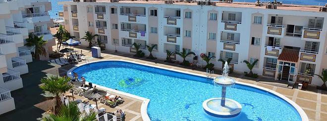 Apartamentos Panoramic - Ibiza - Uima-allas