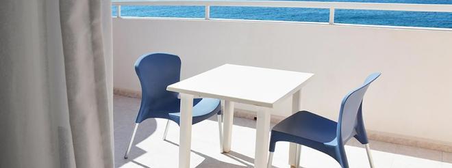 Apartamentos Panoramic - Ibiza - Parveke