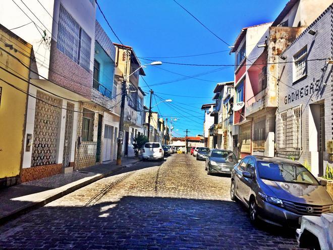 Gadhega's Hostel Salvador - Salvador - Outdoors view