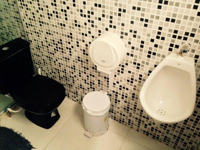 Gadhega's Hostel Salvador - Salvador - Bathroom